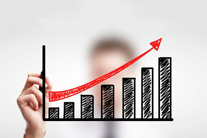 Consórcio avança 10% no início de 2018