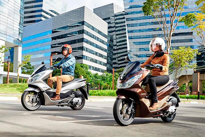 Conheça os scooters mais vendidos no 1º semestre