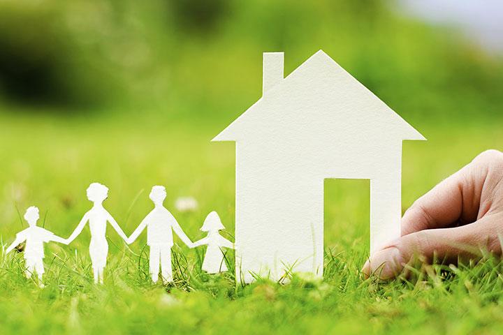 Realizando o sonho da casa própria